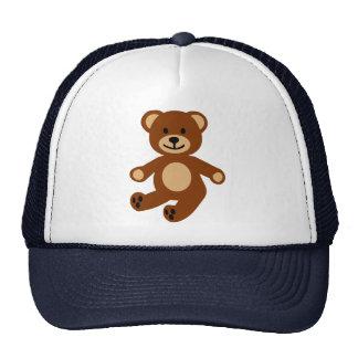 Teddy bear hats