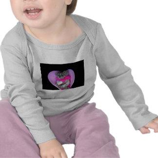 Teddy Bear Heart Photo 8214 T-shirts