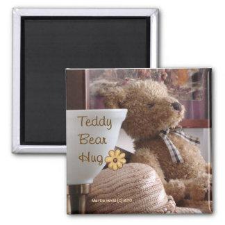 Teddy Bear Hug (1) Magnet