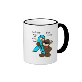 Teddy Bear Hug   POTS Ringer Mug