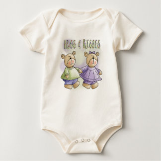 Teddy Bear Hugs and Kisses Tshirts and Gifts