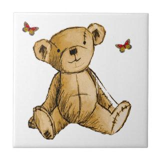 Teddy Bear image for Ceramic-Photo-Tile Ceramic Tile