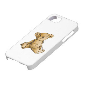 Teddy Bear image for iPhone-5-5S-Barely-There iPhone SE/5/5s Case