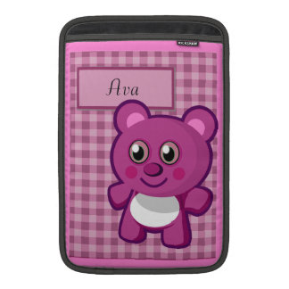 Teddy Bear Kawaii MacBook Air Sleeve