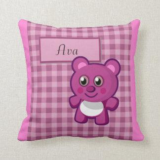Teddy Bear Kawaii Pillow