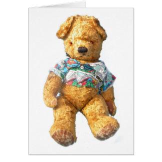 Teddy Bear - Krumble Card