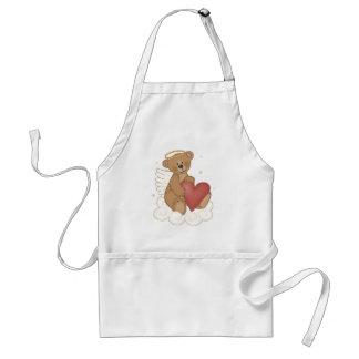 Teddy Bear Love Adult Apron