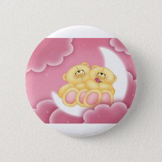 Teddy Bear Love Button