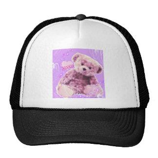 Teddy Bear Love by Carol Zeock Trucker Hat