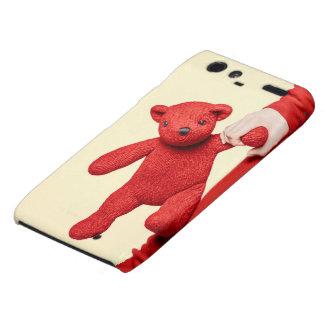 Teddy bear love motorola droid RAZR covers