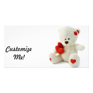 *Teddy Bear Love* Cute Teddy Card