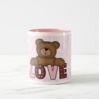 Teddy Bear Love Mug