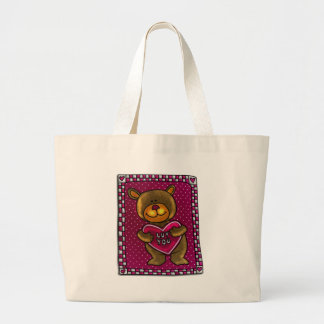 Teddy Bear Love T-shirts and Gifts Bags