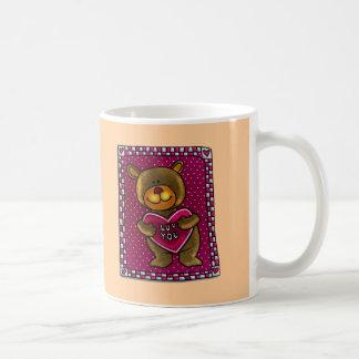 Teddy Bear Love T-shirts and Gifts Mug