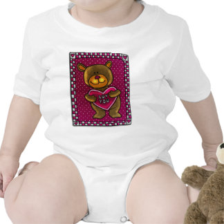 Teddy Bear Love T-shirts and Gifts