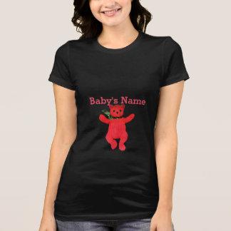 Teddy Bear Maternity by Leslie Harlow T-Shirt