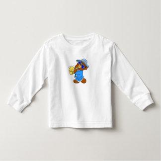 Teddy Bear Musician Tee Shirt