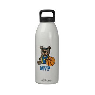 Teddy Bear MVP Reusable Water Bottle