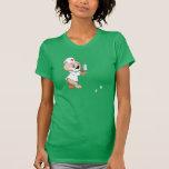 Teddy Bear Nurse Womens T-Shirt