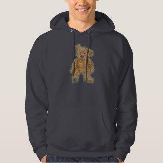 Teddy Bear - Olive Hoodie