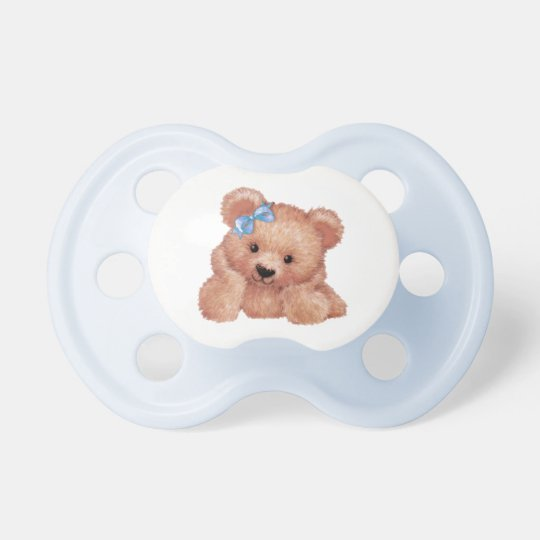 Teddy Bear Pacifier