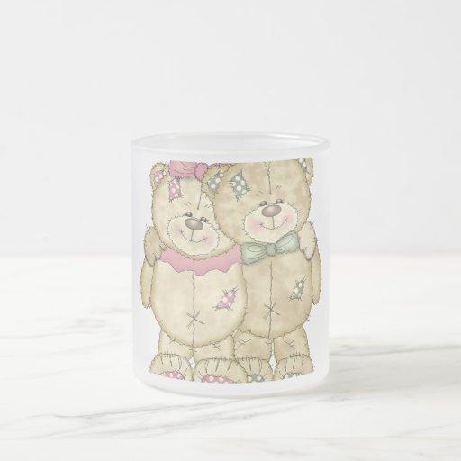 Teddy Bear Pair - Original Colors Mug