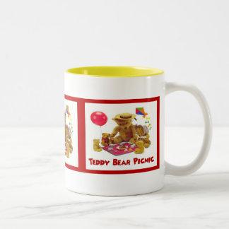 Teddy Bear Picnic Mug