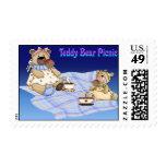 Teddy Bear Picnic Postage