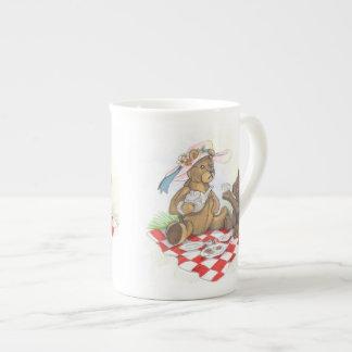 Teddy Bear Picnic~specialty mug Bone China Mug
