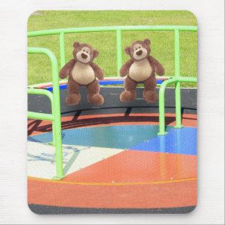 Teddy Bear Playground Mousepad