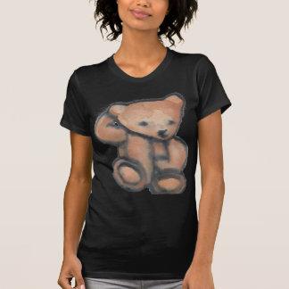 Teddy Bear Pondering CricketDiane Designer Stuff T-Shirt