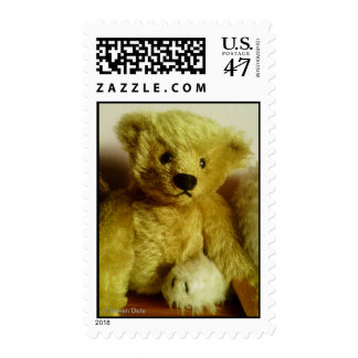 Teddy Bear Postage
