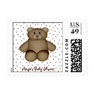 Teddy Bear Postage Stamps
