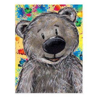 Teddy Bear Postcard