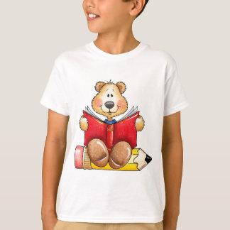 Teddy Bear Reading T-Shirt