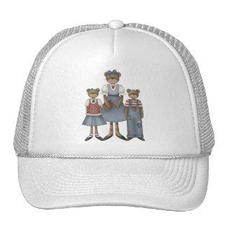 Teddy Bear School Day Trucker Hat