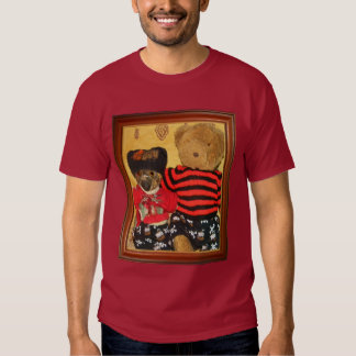 Teddy Bear - Scrappy and Tompey Shirt