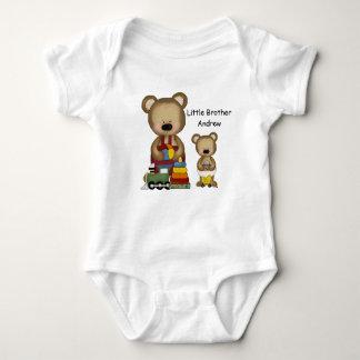 Teddy Bear Siblings Coordinating T-Shirt