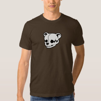 Teddy Bear Skull 3D Shirts