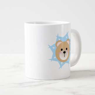 Teddy Bear Extra Large Mugs