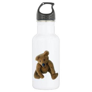 Teddy Bear Stainless Steel Water Bottle