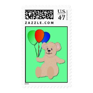 Teddy Bear Stamp