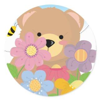 Teddy Bear Sticker sticker