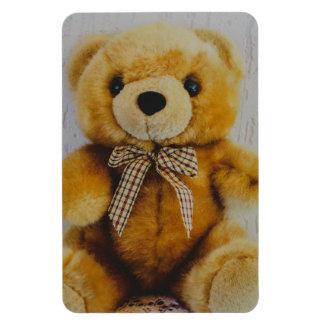 Teddy bear stuffed toy magnet