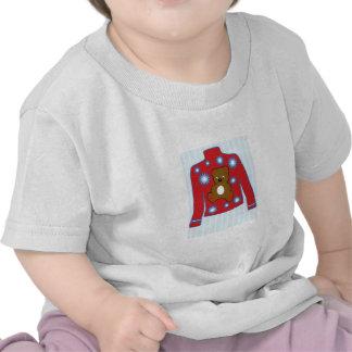 Teddy Bear Sweater T Shirt