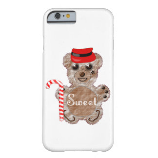Teddy Bear - Sweet Barely There iPhone 6 Case