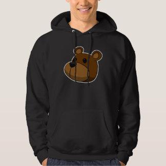 Teddy Bear Sweetshirt Hoodie