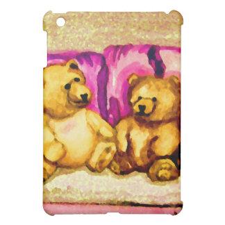 Teddy Bear Talks CricketDiane Art & Design Cover For The iPad Mini