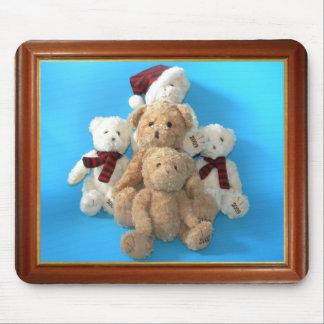 Teddy Bear - The Gang Mouse Pad
