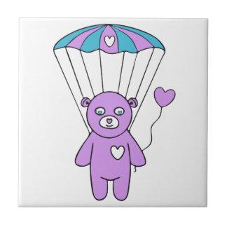 Teddy bear tile